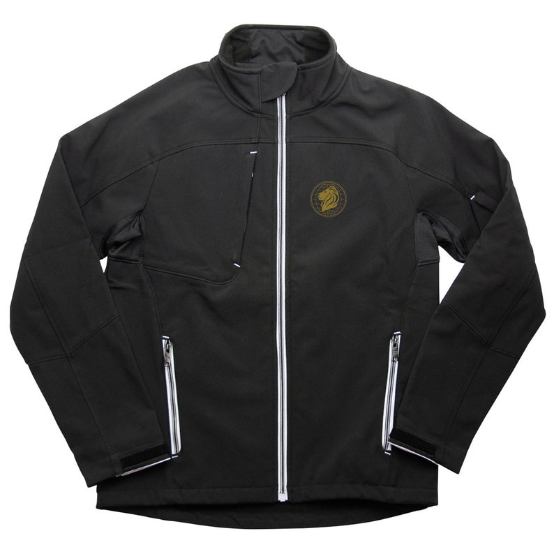 The Wolf Of Wall Street: Stratton Oakmont Logo Bionic Jacket image 0
