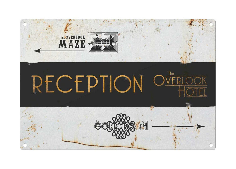 Overlook Hotel Sign