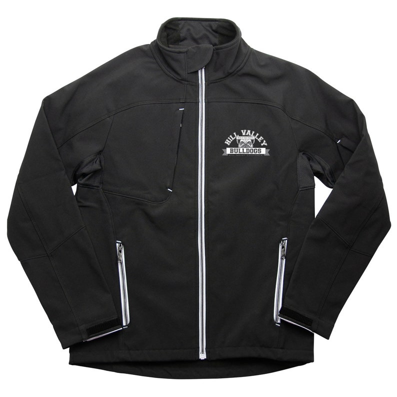 Back To The Future: Hill Valley Bulldogs Bionic Jacket image 0