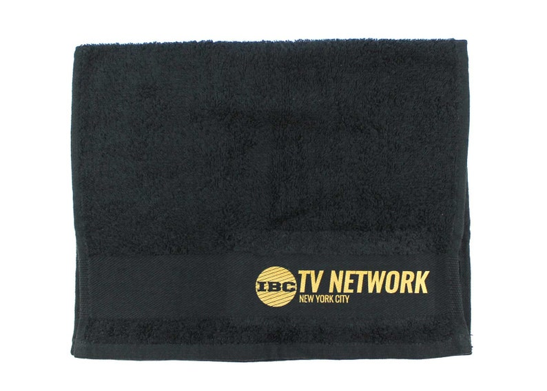Scrooged: Ibc Tv Network Hand Towel image 0
