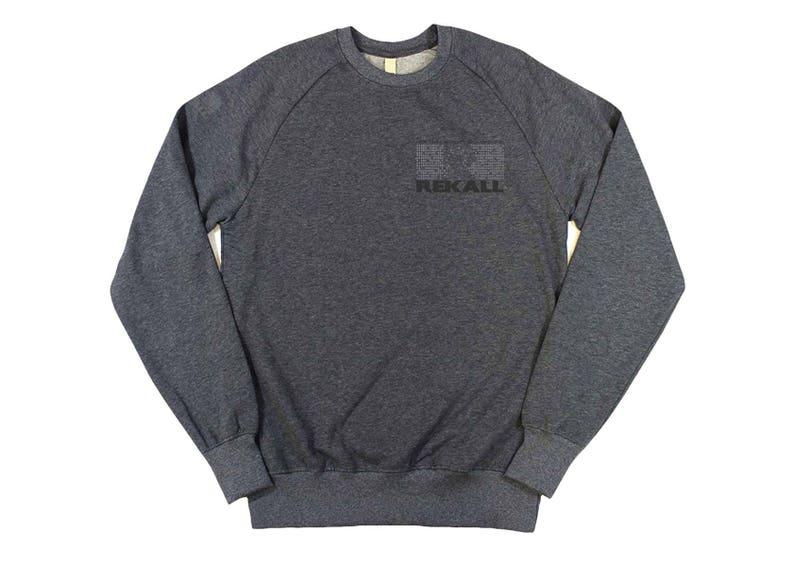 Total Recall Rekall Mens Sweatshirt