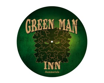 The Wicker Man: The Green Man Inn Slipmat