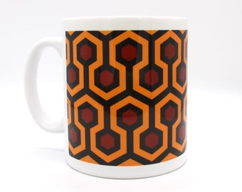 The Shining: The Overlook Hotel Carpet Movie Mug