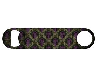 The Shining: The Overlook Room 237 Carpet Bar Blade Bottle Opener