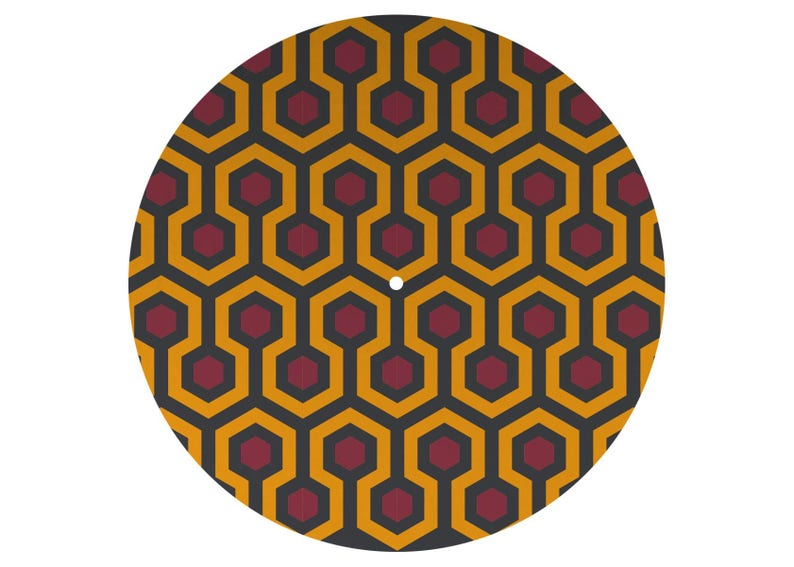 The Shining: The Overlook Carpet Slipmat image 0