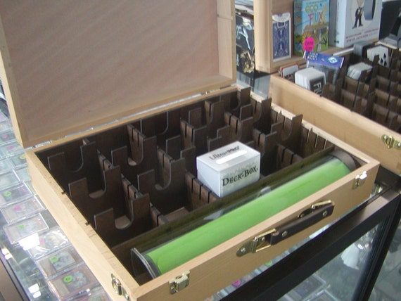 & Storage Case for MTG Munchkins Dominion Flux Magic the