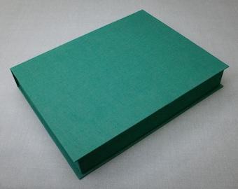 """Clamshell Portfolio Box - 11"""" x 14"""""""