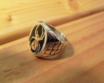 Black Widow Ring