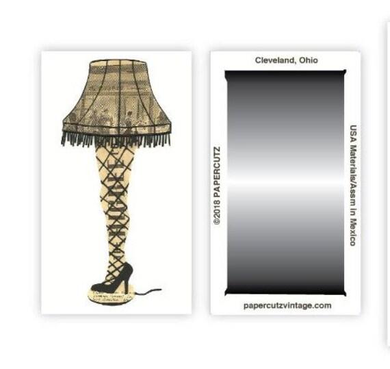 The Christmas Story Leg Lamp.Leg Lamp Magnet Christmas Story Leg Lamp Cleveland Vintage Holidays