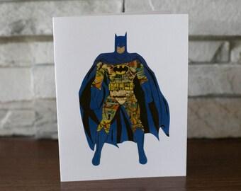Batman Note Cards