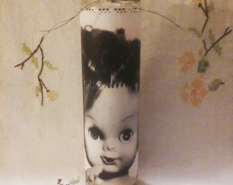 Dolly Prayer Candles