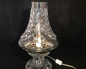 Waterford Lamp - 2 Pieces