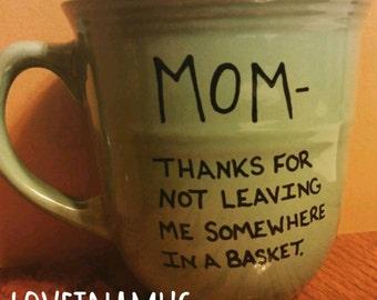 Mother's Day Gift, Mother's Day mug, Mom mug, Mother's Day, Mom gift, Gift for Mom, Mom Coffee Cup, Best Mom Mug, Funny Mother's Day Gift