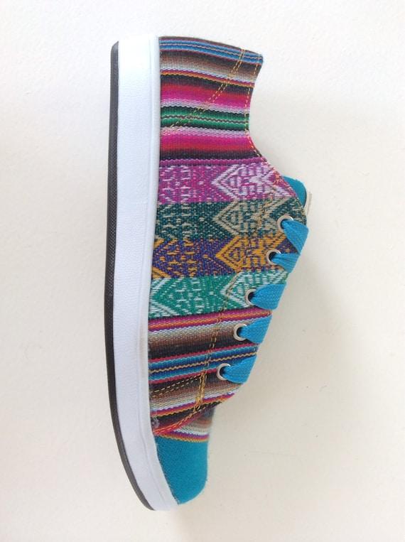 Damen Pancho Top Schuhe Kopie Blau Sneakers Low ZkiOXTuP