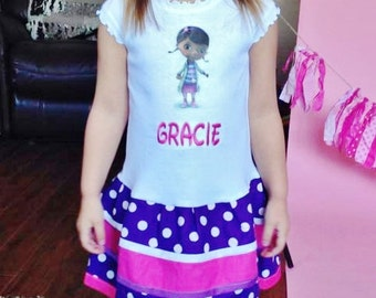 Custom, Doc McStuffins Dress