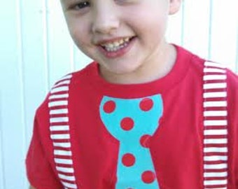 Boys Circus shirt. Circus tie shirt. Carnival Tshirt. Birthday party shirt. Circus Party. Carnival Party