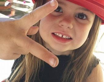 Toddler trucker hat. Papa's Sidekick