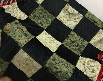 ABU Blanket.  Deployment Blanket.