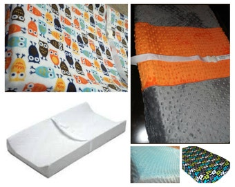 Changing Pad. You choose fabric.