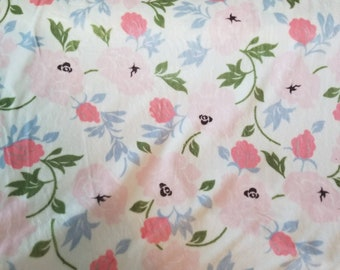 Rose Garden Minky. Floral minky. Rose minky. Shannon fabrics. Minky. Shabby chic fabric. Blush minky fabric. Blush lattice minky. Minky BTY