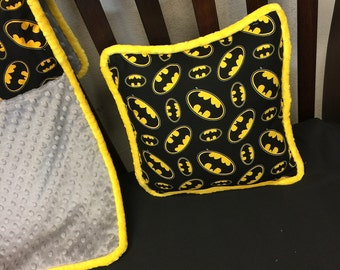 Throw Pillow. Batman