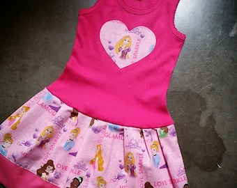 Disney Princess, Themed, DRESS