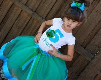 Superhero, Turtle, Birthday Tutu