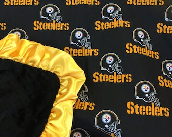 Pittsburgh Steelers Blanket