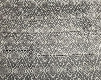 Marbella Valencia Cuddle minky. Shannon Fabrics. Minky Fabric.  Carbon minky.