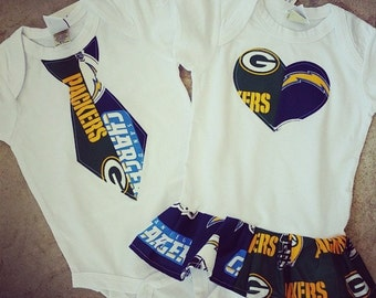 House Divided, Sibling Set. NFL or College teams available