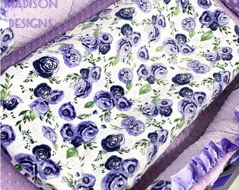Changing Pad Cover. Minky changing pad cover
