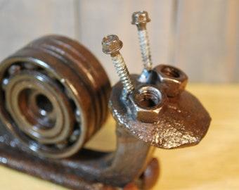 Railroad Spike Snail