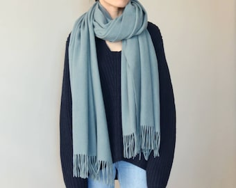 Lambswool scarf -7 colours available