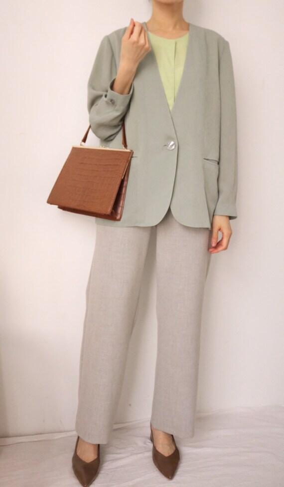 Aretha Summer Suit Jacket (Japanese Vintage) - image 6