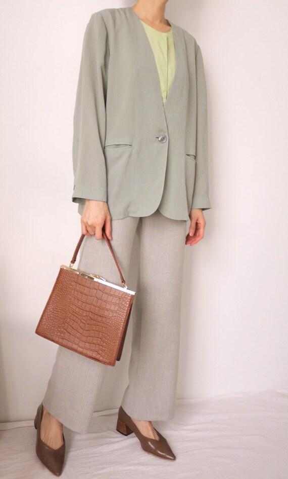 Aretha Summer Suit Jacket (Japanese Vintage) - image 1