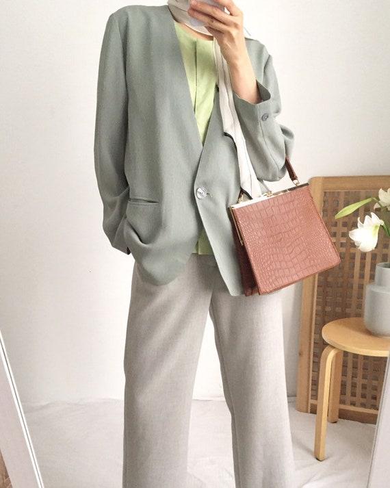 Aretha Summer Suit Jacket (Japanese Vintage) - image 5