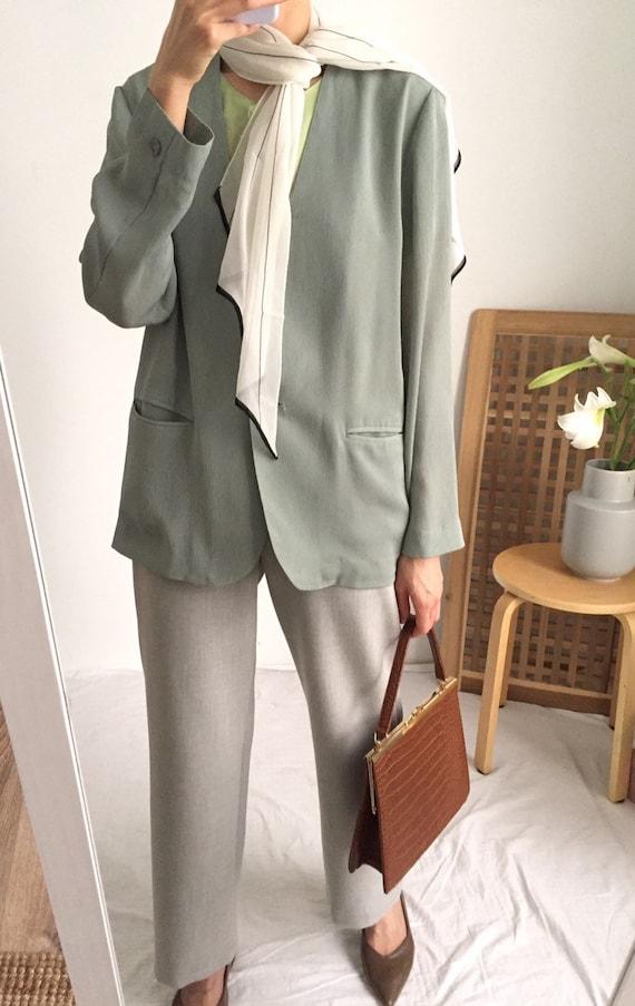 Aretha Summer Suit Jacket (Japanese Vintage) - image 8