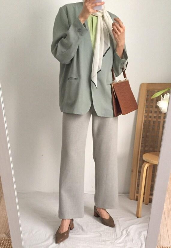 Aretha Summer Suit Jacket (Japanese Vintage) - image 7