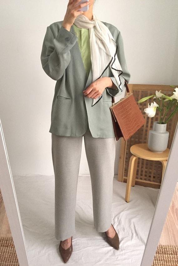 Aretha Summer Suit Jacket (Japanese Vintage) - image 3