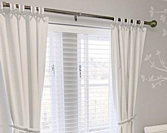 Delightful Gender Neutral Nursery Curtains Curtains For Girl Nursery Curtains For Boy  Nursery Grey Theme Nursery Curtain Panels. Custom Sizes.