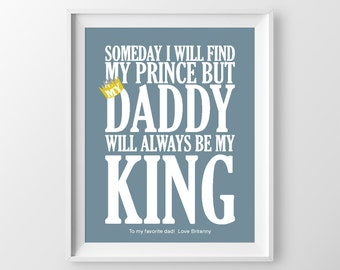 Personalized Christmas Gift For Dad Birthday From Daughter Father Ideas Fathers Day