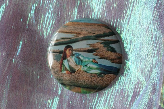 Weyes Blood Front Row Seat To Earth Indie 2 25 Pin Etsy