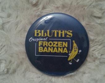 Arrested Development, Bluth's Frozen Banana Stand Button