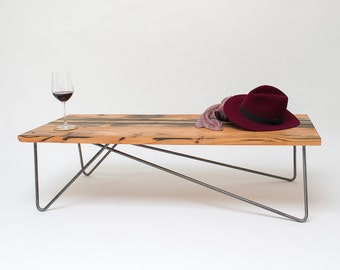 Shift | Asymmetric Reclaimed Timber Coffee Table