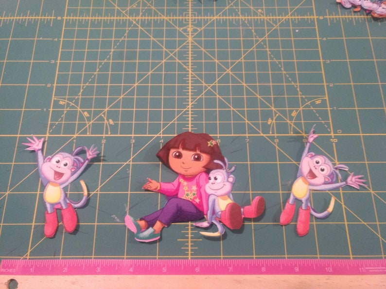 Dora and Boots #12
