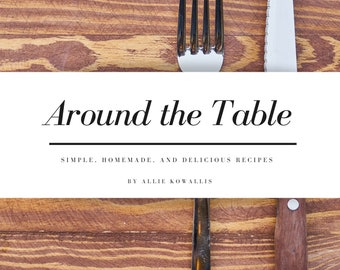 Around the Table Cookbook