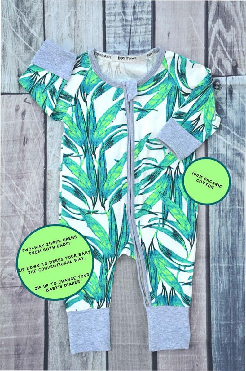 d2db1eeab144 Organic Toddler Sleeper Organic Baby Sleeper Unisex Clothes