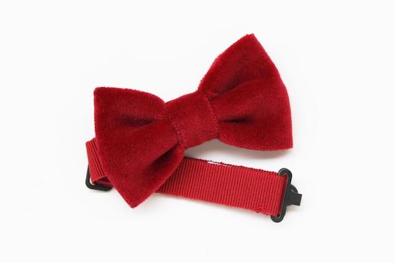 Cravatta bambino bordeaux elegante Cravattino bimbo ITA