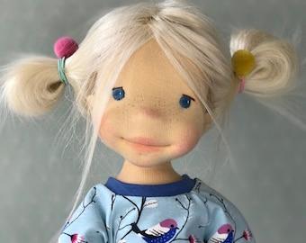"waldorf doll *Alice* 18"""