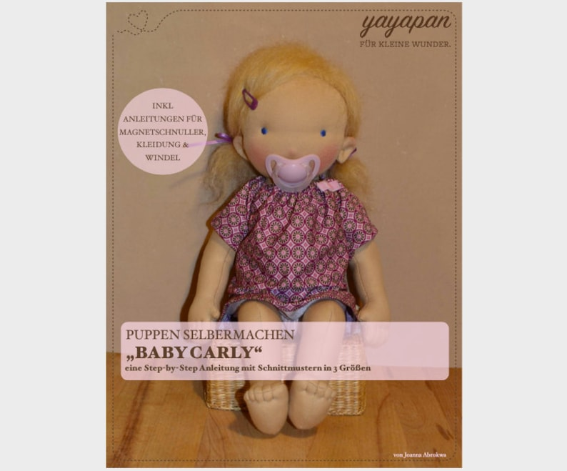 Ebook Baby Carly / DIY-Anleitung  image 0